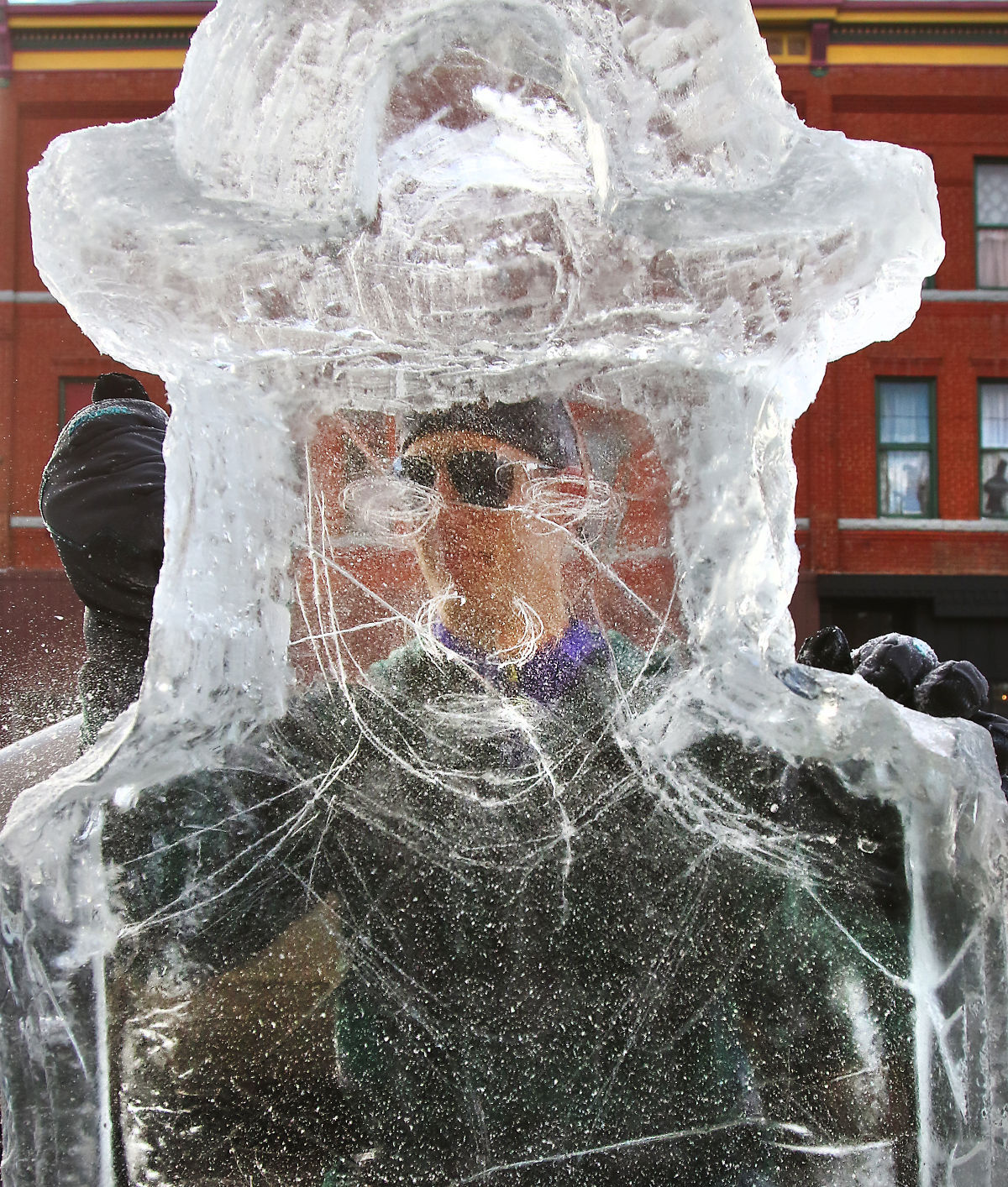 Ice Sculpture Competition