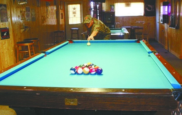 A Muscatine Pool Hall Owner S Heartfelt Desire