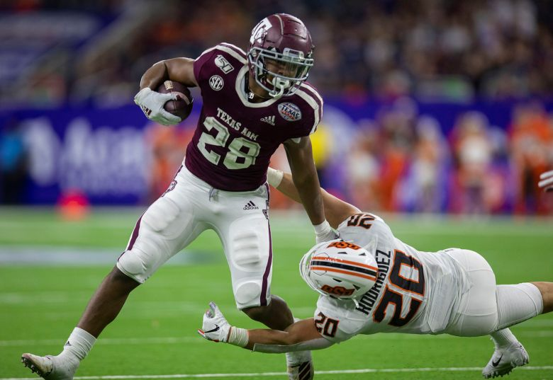 Texas A&M RB Isaiah Spiller named to Doak Walker Award watch list | Texas  A&M University Aggie Football | myaggienation.com