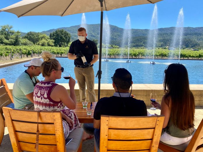 Napa Valley's wine industry cautiously embarks upon reopening ...