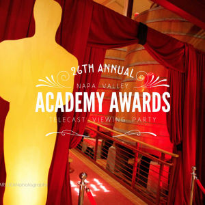 26th Annual Salute to the Silver Screen! Napa Valley Academy Awards Telecast Viewing Party
