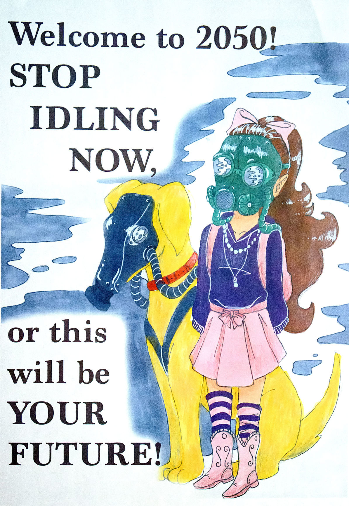 A New Outlook Air Quality Poster Contest Changing