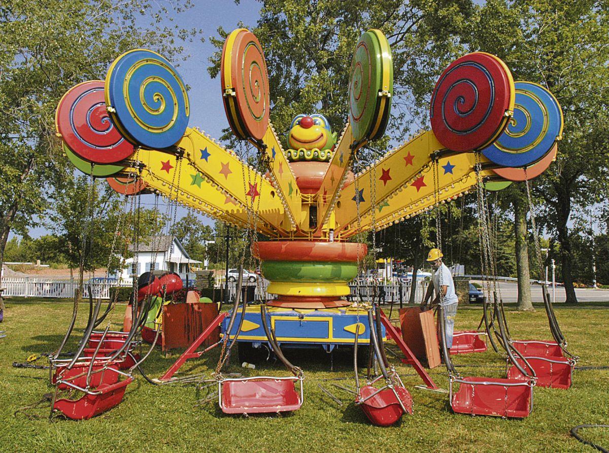 Peach Festival honoring 2015 ride tickets  Local News