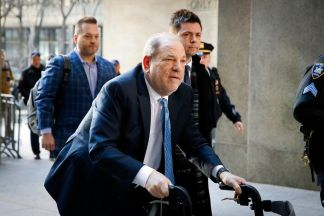 Harvey Weinstein in Isolation at New York Prison After Reportedly Testing Positive for Coronavirus