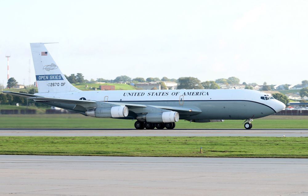 Withdrawal From Open Skies Treaty Would Ground Offutt