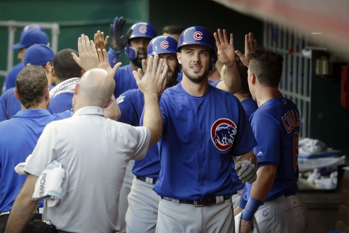 5 Cubs Elected To Start In All Star Game Chicago Cubs Nwitimes Com