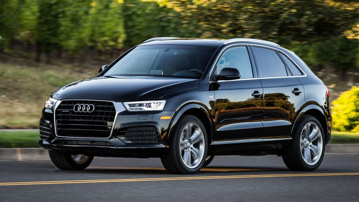 2016 Q3 SUV delivers affordable Audi prestige | Cars | nwitimes.com