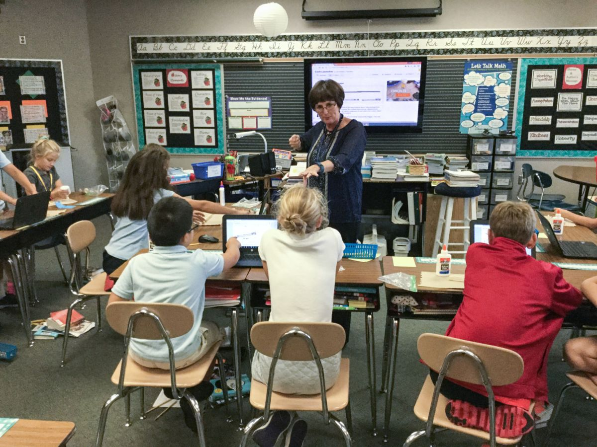 Springfield High-ability Students Find Class