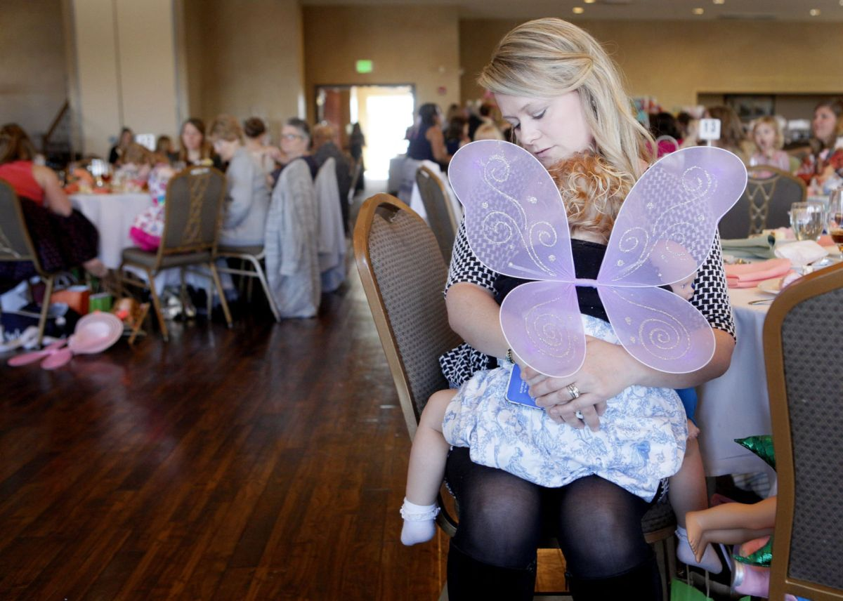 Annual Mommy Dolly And Tea Event Big Hit Local