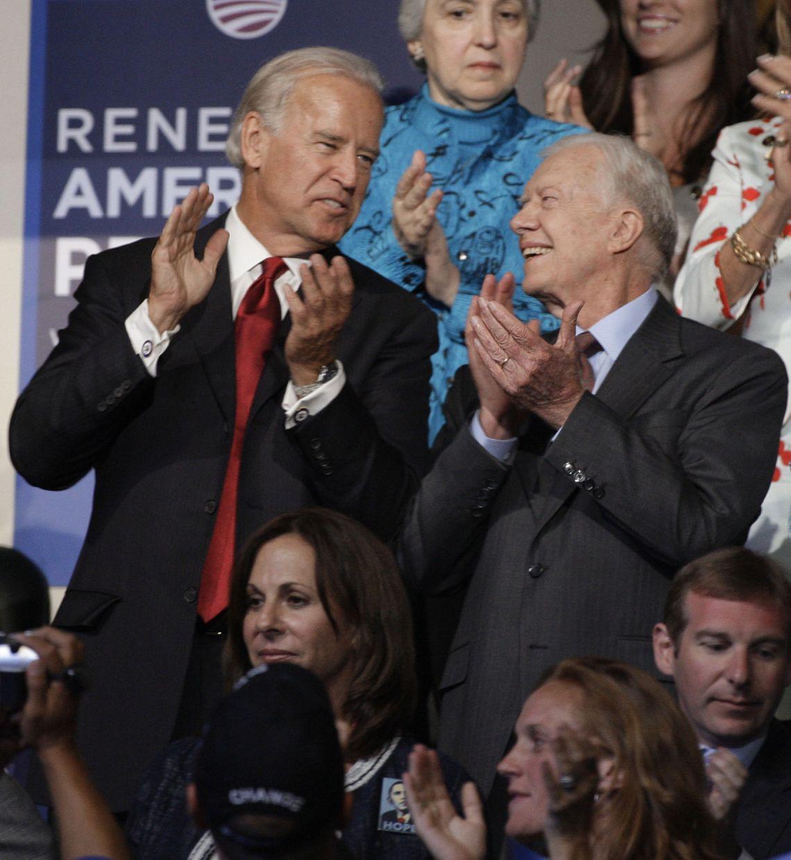 Jimmy Carter,Joe Biden | Uploaded-images | nwitimes.com