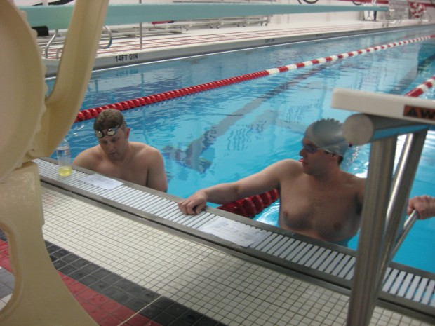 Munster Masters Swimming Program Helps Competitors Return