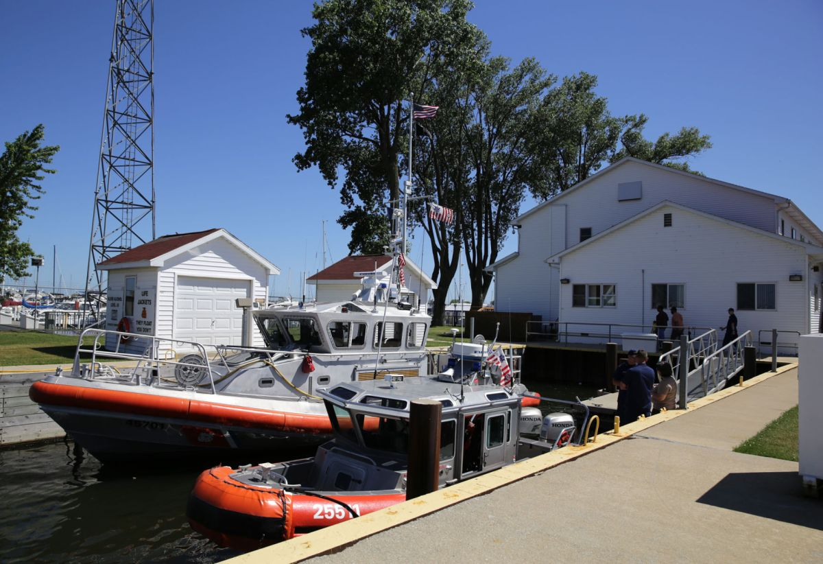 U. Coast Guard Station Michigan City Local