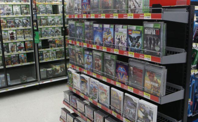 Walmart To Begin Video Game Trade In Program