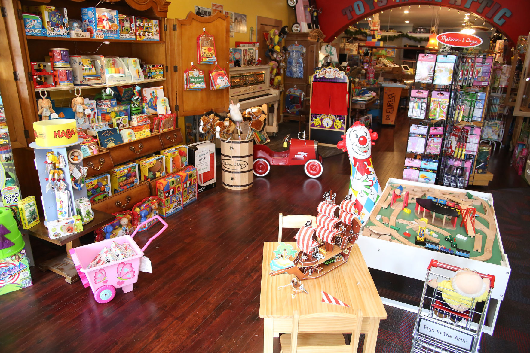 Toys In The Attic 2 Store Owners Double Down On Kid