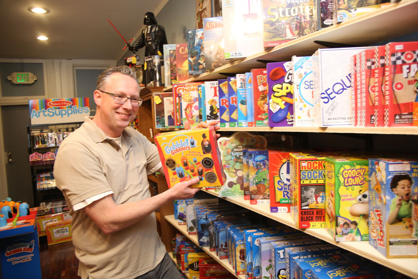 Local Toy Stores Take A Walk On The Educational Side