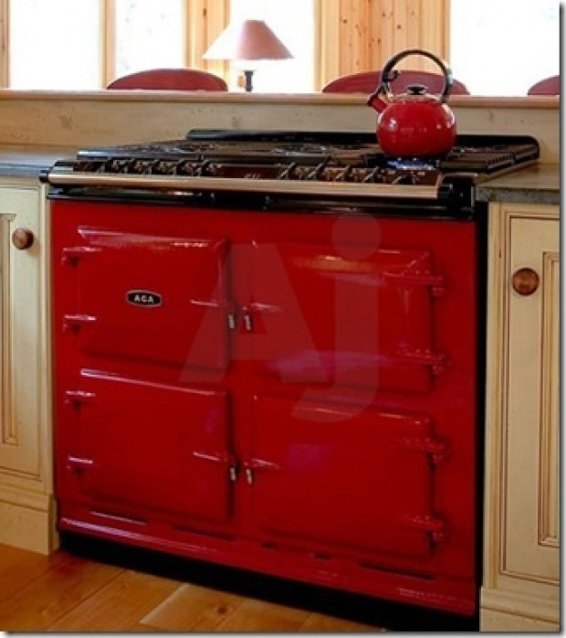 OFFBEAT New stoves today get a vintage look with AGA line at Hometown Appliance