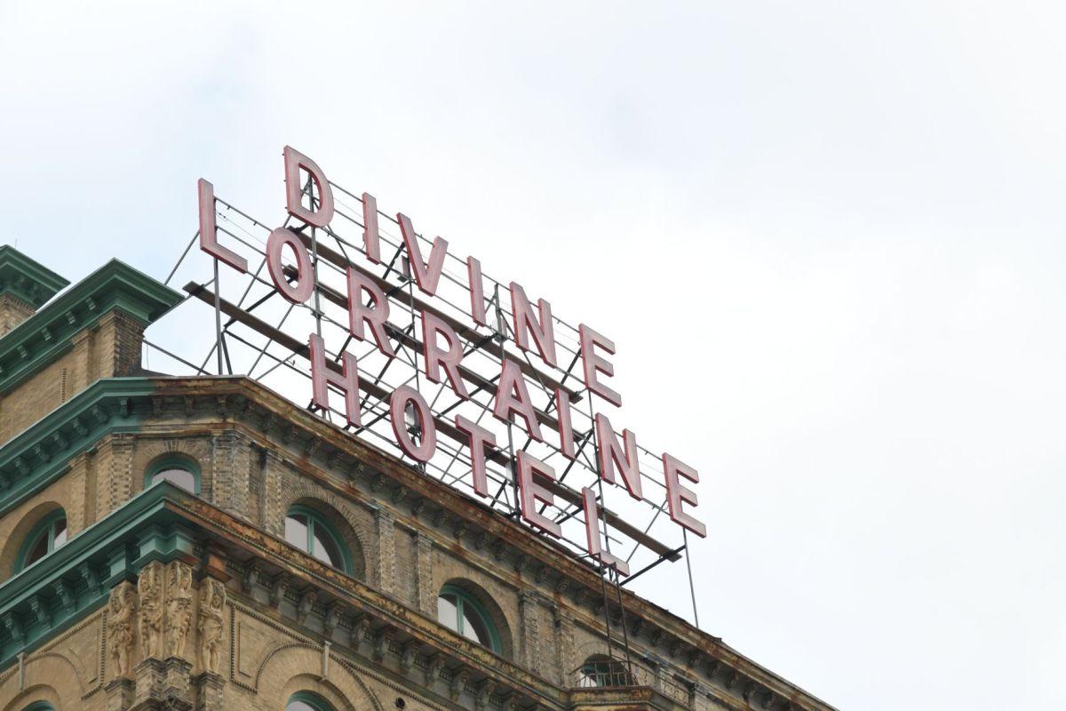 Historic Divine Lorraine Hotel Turns Luxury