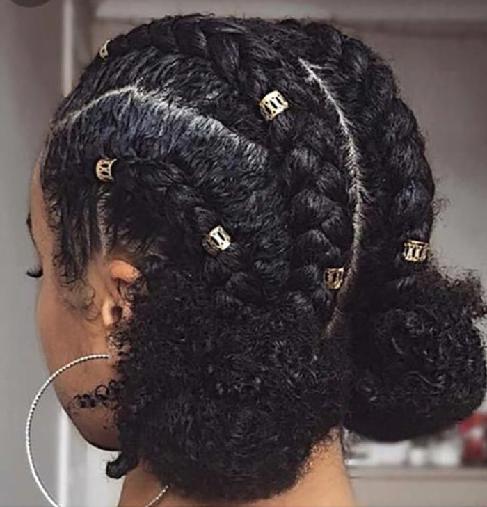 At Home Updos Don T Have To Be A Headache Lifestyle Phillytrib Com