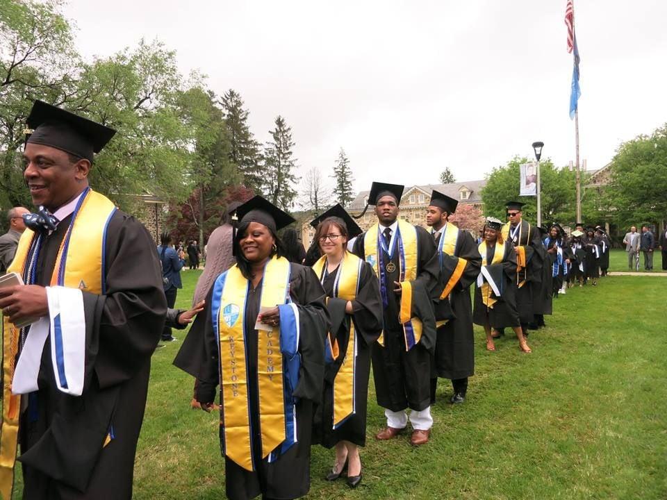 Cheyney University celebrates its 179th graduating class  News  phillytribcom