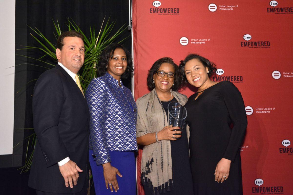 Urban League annual awards luncheon  News  phillytribcom