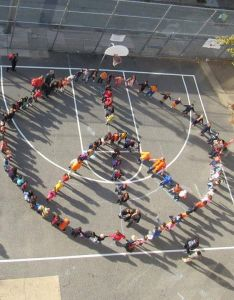 Independence charter school   expansion will enable it to serve students who in the past formed  peace sign their schoolyard submitted photo also new opening southwest philly metros phillytrib rh