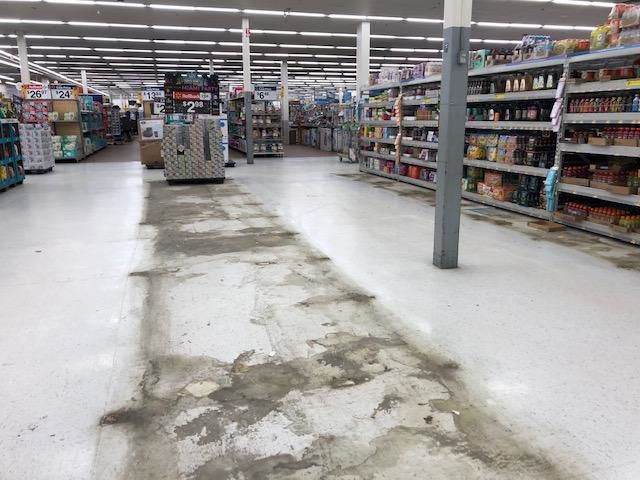 route 9 walmart getting a makeover