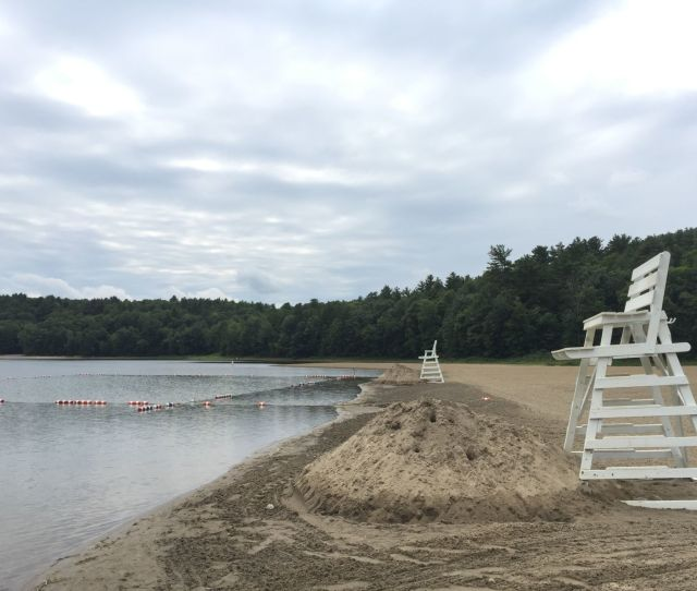 Moreau Lake State Park Beach To Reopen Sunday