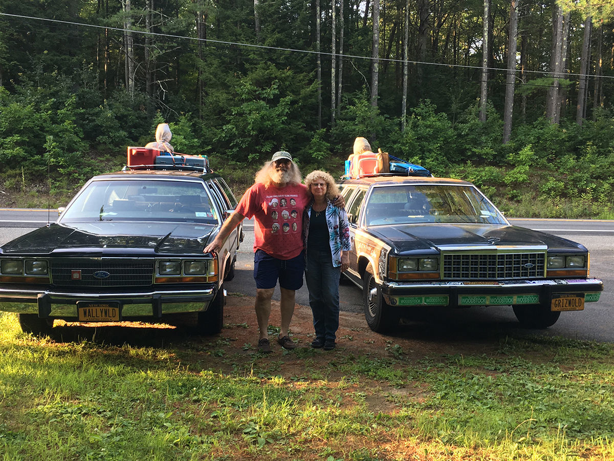 Lake George Couple Keeps Vacation Movie Alive On Four Wheels Local Poststar Com