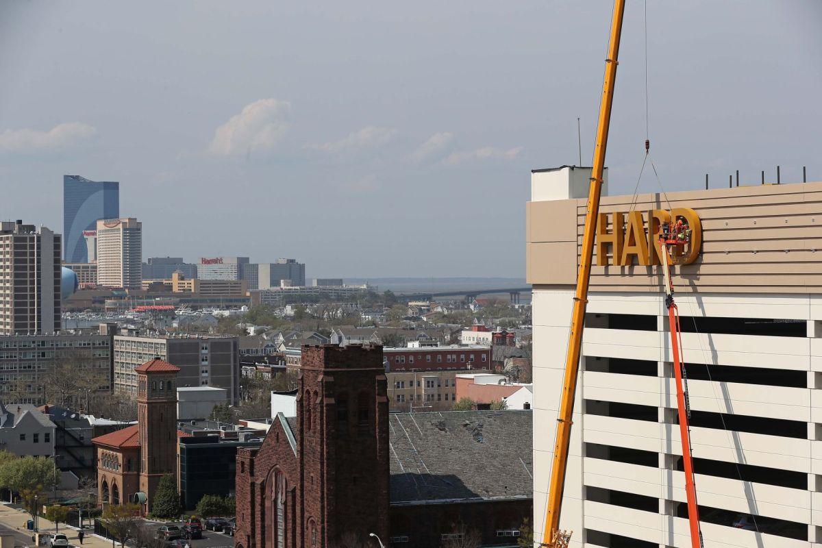 Hard Rock Atlantic City Puts Signs Casino License