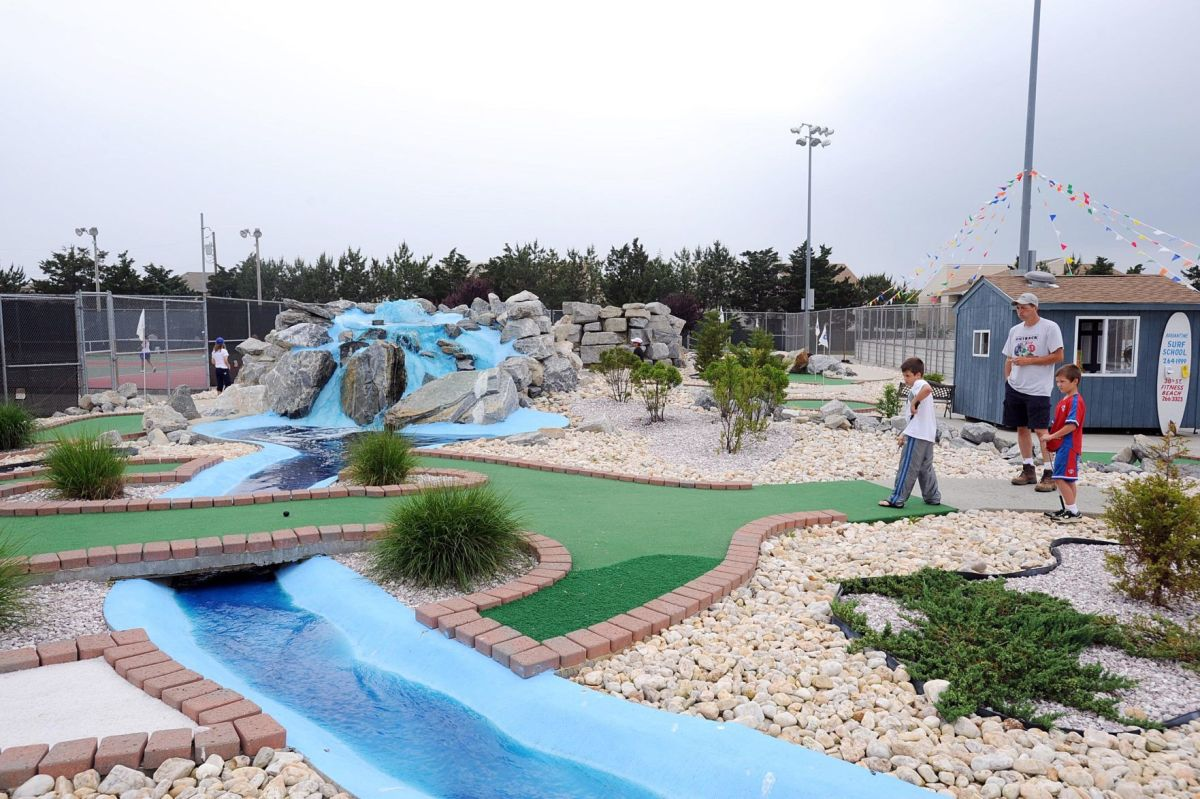 A look at South Jersey mini golf courses  Photo Galleries