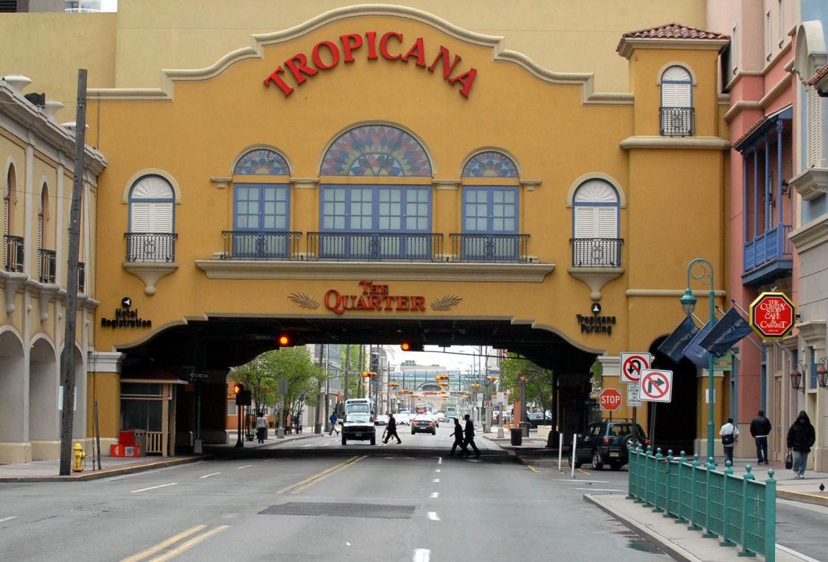 Skywalk Granted Tropicana Chelsea