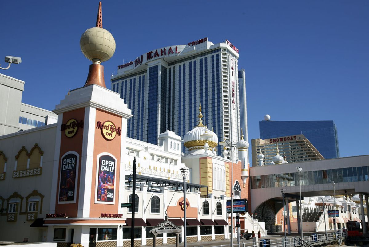 Hard Rock' Purchase Of Taj Save Atlantic City