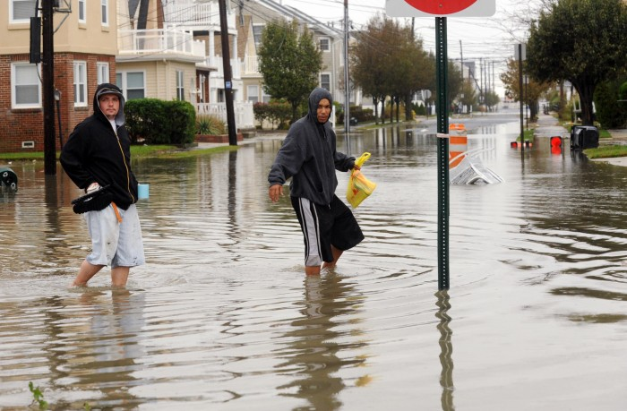 Photos And Videos From Hurricane Sandy Press Of Atlantic
