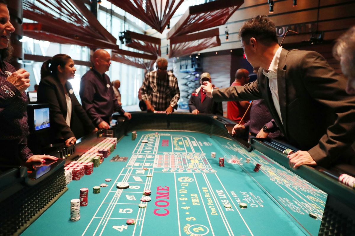 Ocean Resort Casino' Grand Opening