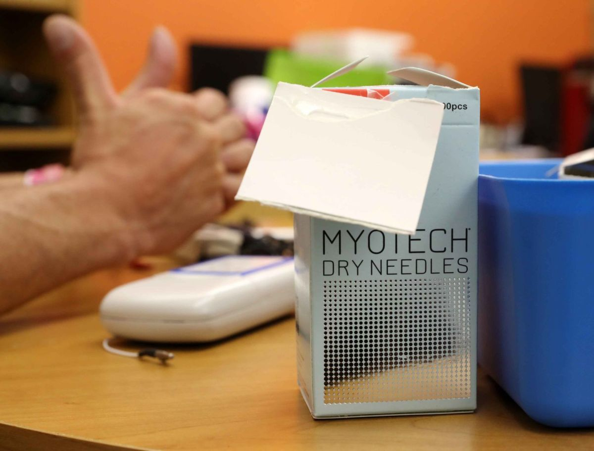 New Jersey physical therapists fight dry-needling ban ...