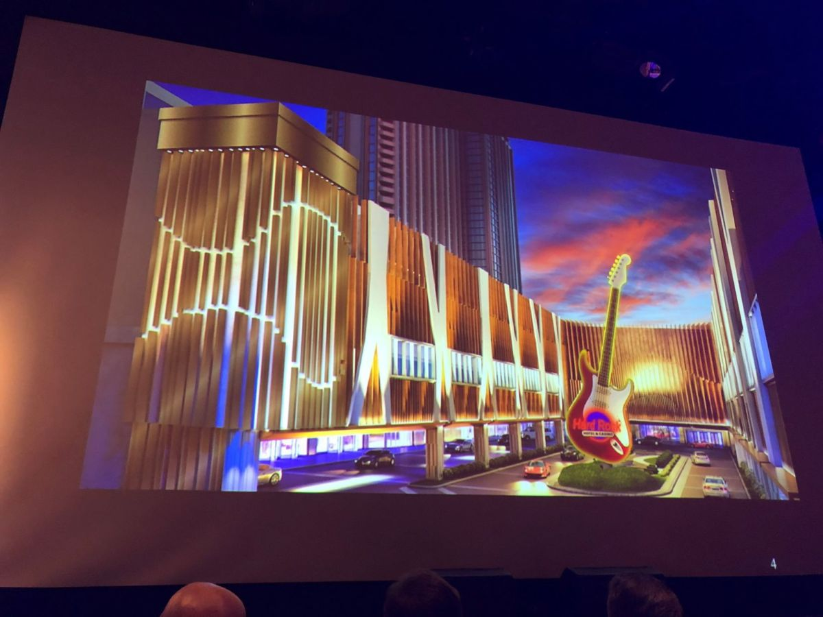 Hard Rock Atlantic City Sets June 28 Opening 60 Acts And