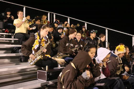 Absegami Marching Braves finish band season with national