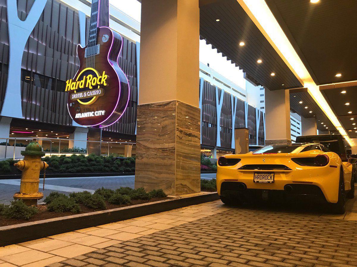 Atlantic City Hard Rock Ocean Resort Open Early Casinos