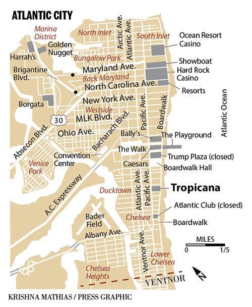 Map Of Atlantic City Casino : atlantic, casino, Tropicana, Atlantic, Casinos, Pressofatlanticcity.com