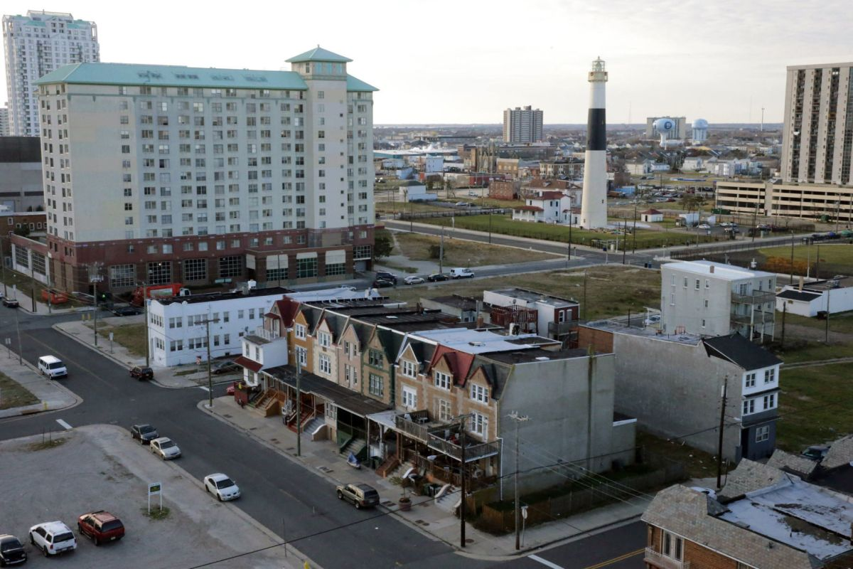 Atlantic City' - Secret South Inlet