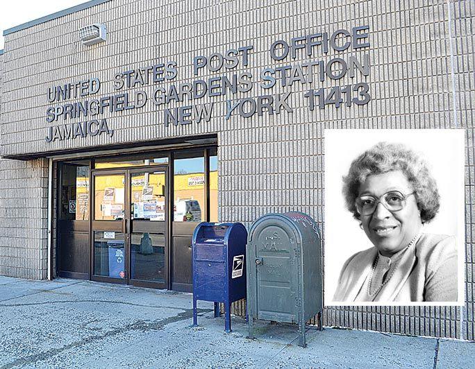 Springfield Garden Post Office Cleanup Jamaica Queens Now