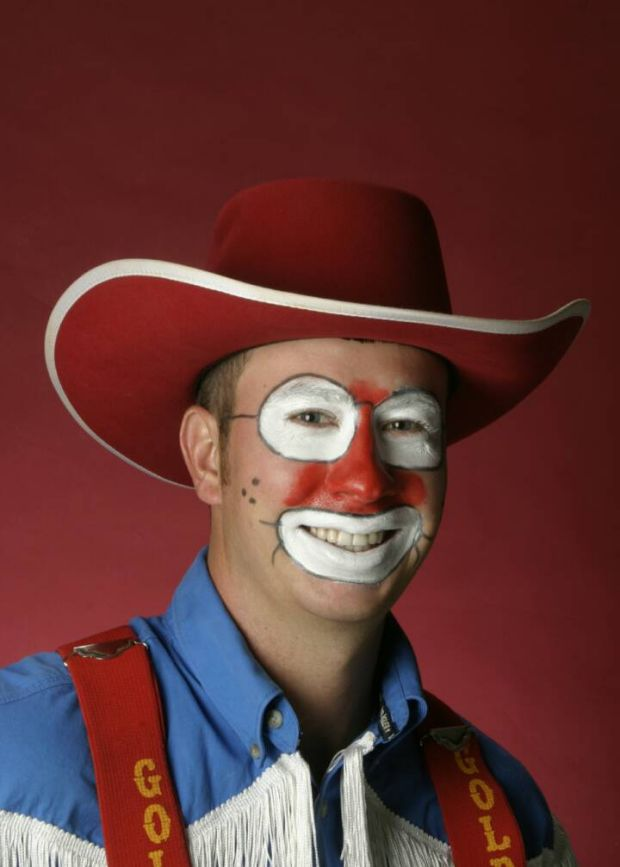 Rodeo clowns balance safety with humor  GoDo Entertainment in the QuadCities