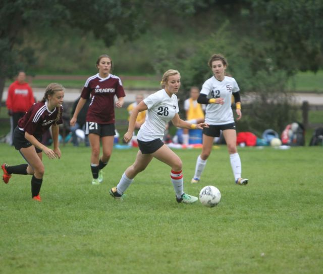 Boys And Girls Soccer Teams Fall To Spearfish