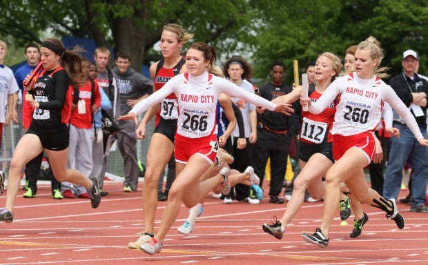 State track: Stevens girls finish second; Central third ...