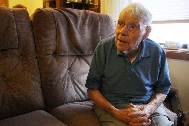 HALLWAYS Interviewing a 100yearold man learning gratitude
