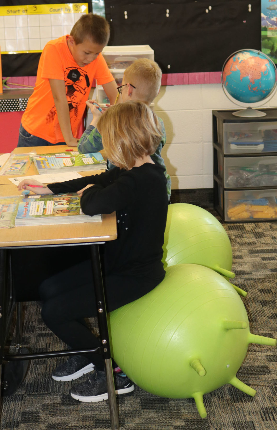 Capitalizing On Movement Wiggly Students Still Learning
