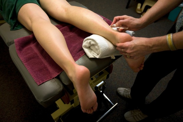 Spearfish Physical Therapist Uses Unique Tools To Massage