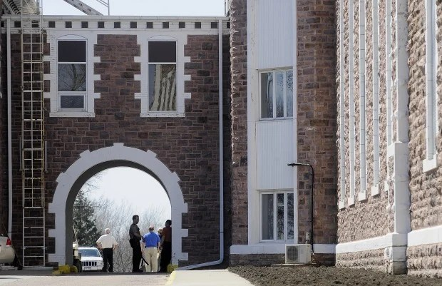 Officials release name of slain Sioux Falls prison guard  News  rapidcityjournalcom