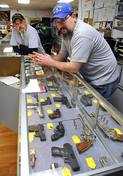 Sam Light Pawn Shop : light, Wants, Bring, Businesses, Money, Register-herald.com