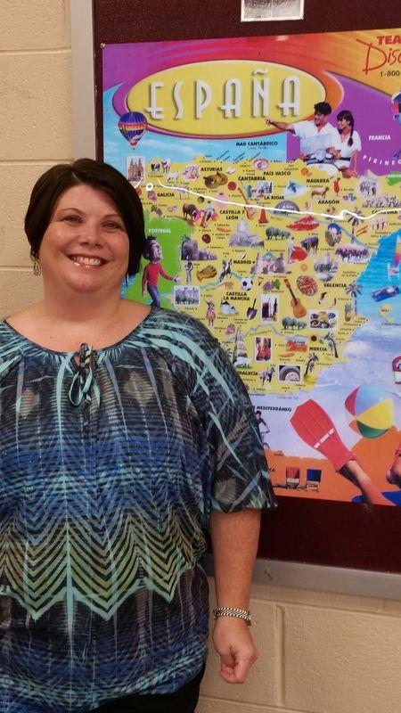 WWHS Spanish teacher takes kids globetrotting